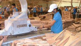 nhận thi công nội thất gỗ tại hcm